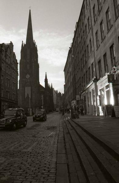 Street, Edinburgh